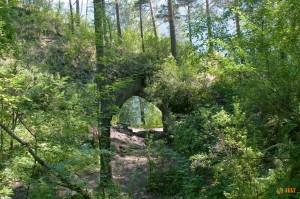 Тавдинская карстовая арка