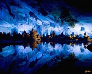 """Пещера """"Тростниковой флейты"""""""