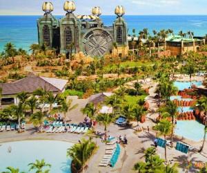 Aquaventure на Багамах