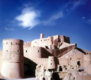 Крепость Арк-е Бам, Иран