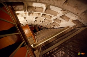 14-ти метровая шахта лифта