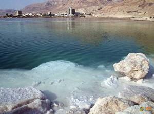Мертвое море. Фото 1