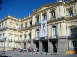 Императорская резиденция в Рио