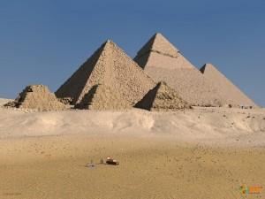 Экскурсия к пирамидам Египта