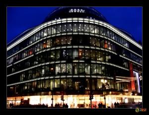 Galeries Lafayette. Берлин