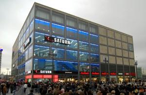 die Mitte. Берлин