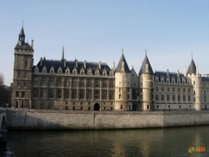 Замок Консьержери