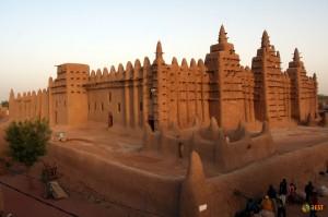Мечеть Дженна - Мали