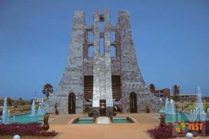 Мавзолей Кваме Нкруме - Гана
