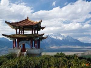 Китай. Фото