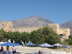 Крепость Франгокастелло