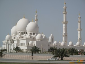Мечеть шейха Заеда - Марокко