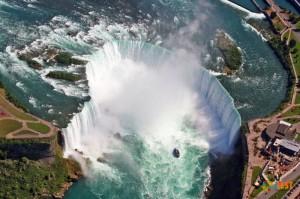 Отзыв о посещении Ниагарского водопада (Niagara Falls)