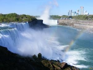 Ниагарский водопад со стороны Канады
