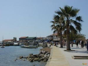 Пафос – чудесный курорт Кипра