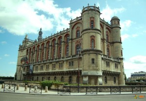 Замок Сен-Женмен-ан-Лэ