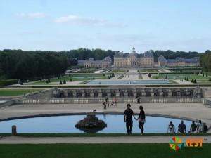 Дворец Во-ле-Викомт