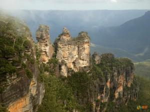 Национальный парк «Голубые горы». Фото 2