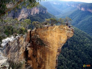 Национальный парк «Голубые горы». Фото 3