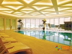 Hotel Kunlun - бассейн в гостинице