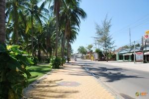 Муйне, главная улица