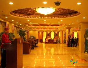 Redwall Hotel Beijing - фойе