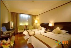Redwall Hotel Beijing - обстановка номера