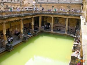 Римские термы (бани) в Бате