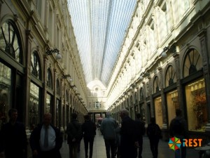 Королевские галереи Святого Юбера