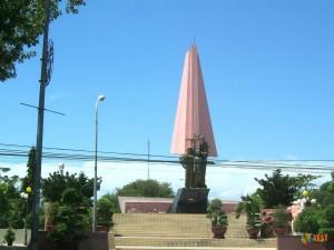 Монумент победы в Фантьете