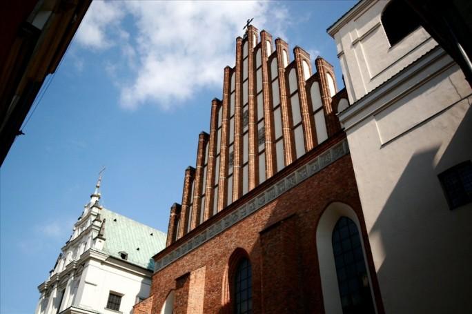 Готический Архикафедральный Собор св. Иоанна Крестителя