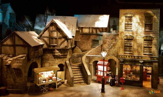 Dickens World в Великобритании