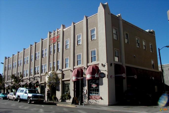 Гостиница Historic Anchorage Hotel