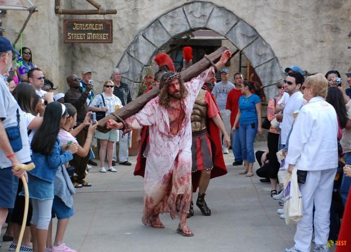 Holy Land Experience в Соединённых Штатах Америки