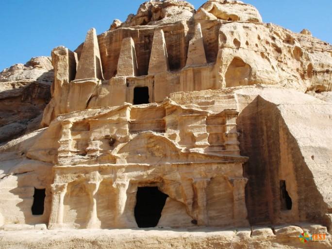 Город Петра, Иордания