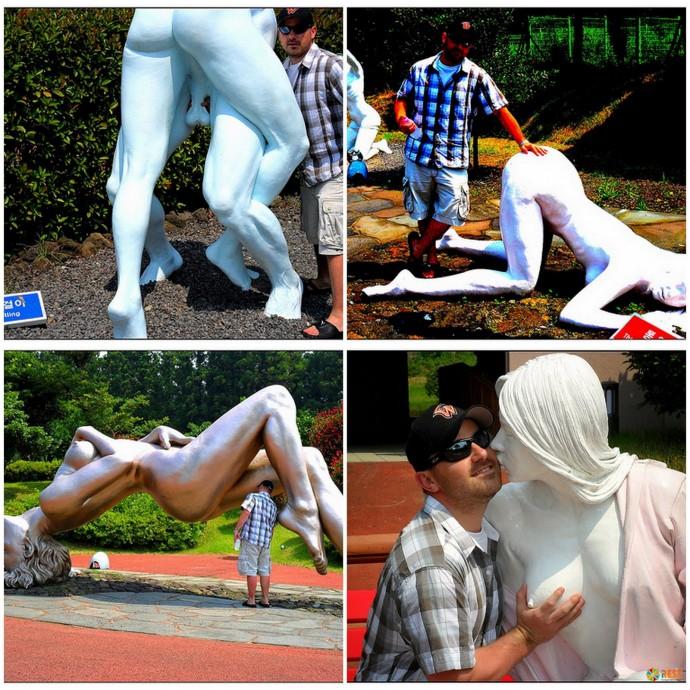 Love Land в Южной Корее