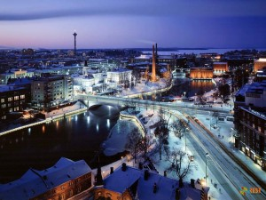 Лучшие отели Финляндии
