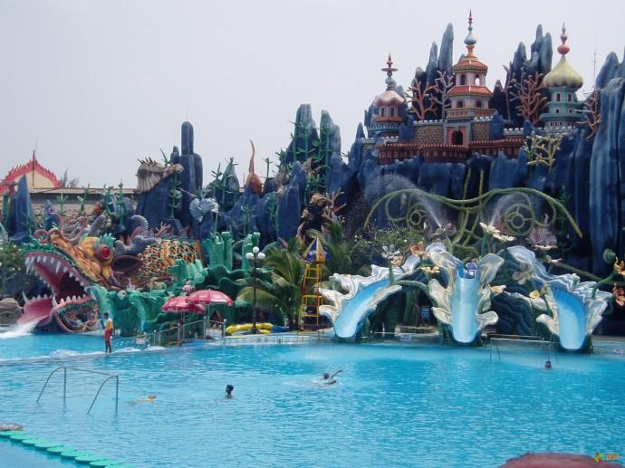 Suoi Tien Park во Вьетнаме