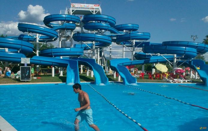 Аквапарк в Турции