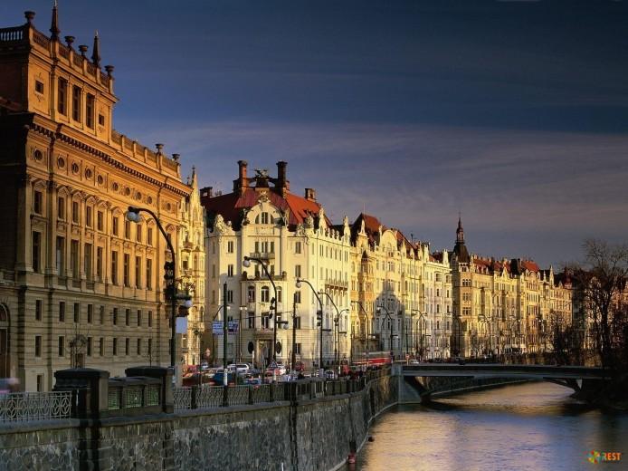 Заметки к отдыху в Чехии