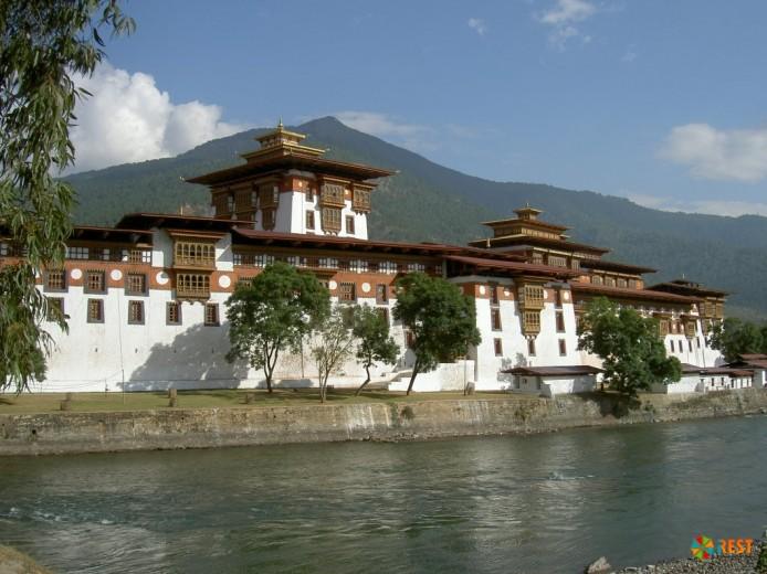 Бутан - фото