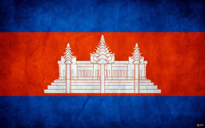 Камбоджа - флаг