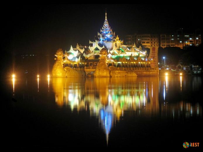 Мьянма - фото