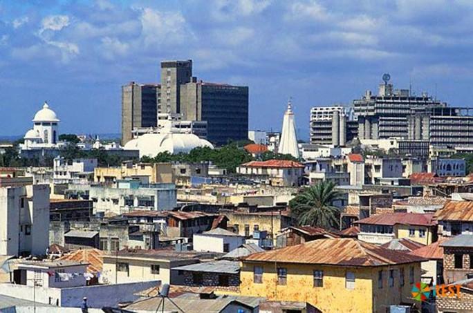 Город Момбаса - фото