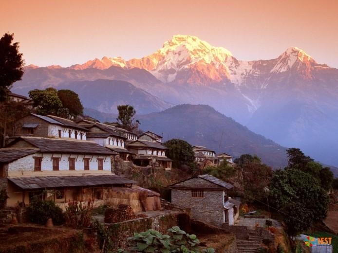 рай для альпинистов