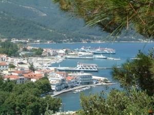 Остров Тасос – зеленый бриллиант в Эгейском море