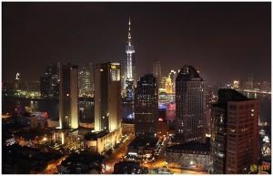«Брачный рынок» в Шанхае