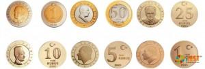 Валюта, которую стоит взять в Турцию