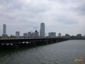 Как измеряли длину Гарвардского моста