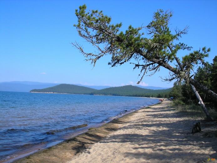 пешие походы по берегам байкала